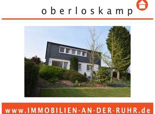 Lichtdurchflutete Terrassen Wohnung im Erdgeschoß eines freistehenden 2-Familienhauses in Saarn!