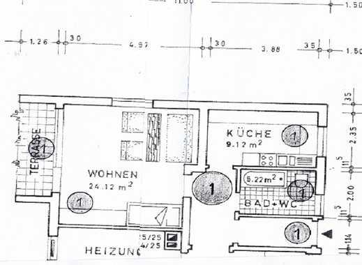 1-Zimmer Appartement ,ideal für Student Memberggebiet,dierkter S-Bahn Anschluss