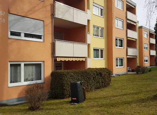 Außergewöhnlich gut geschnittene 4,5 Zimmerwohnung mit Balkon in Reutlingen
