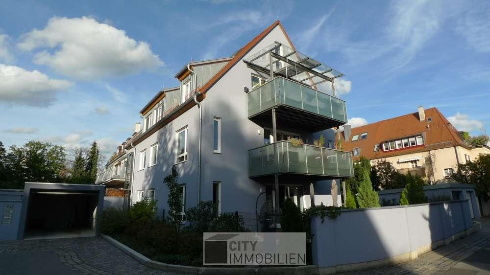 *Neuwertige 4-Zimmer-Wohnung mit exklusiver Ausstattung und Garage in Spitzenlage!! in Tullnau (Nürnberg)