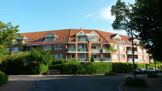 Schöne 2-Zimmer Wohnung mit Balkon in Gehrden, Vivaldistraße 1 