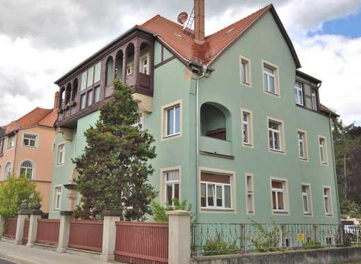 vollständig vermietetes Mehrfamilienhaus in Radebeul