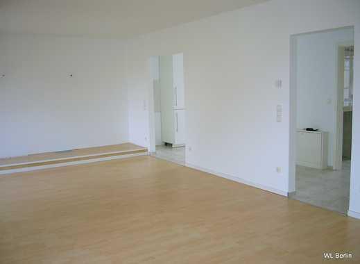 Birkenwerder attraktive 1 Zimmerwohnung mit 2 zusätzl. Räumlichkeiten,Einbauküche,Fußbodenheizung