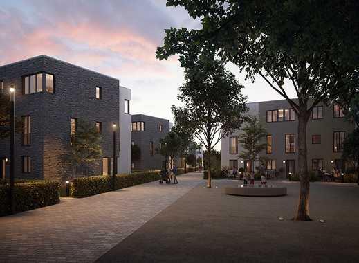 Neubau-Reiheneckhaus mit real geteiltem Grundstück und 2 Stellplätzen