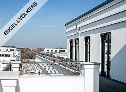 Luxuriöses Penthouse im Parkpalais Düsseldorf (Provisionsfrei)