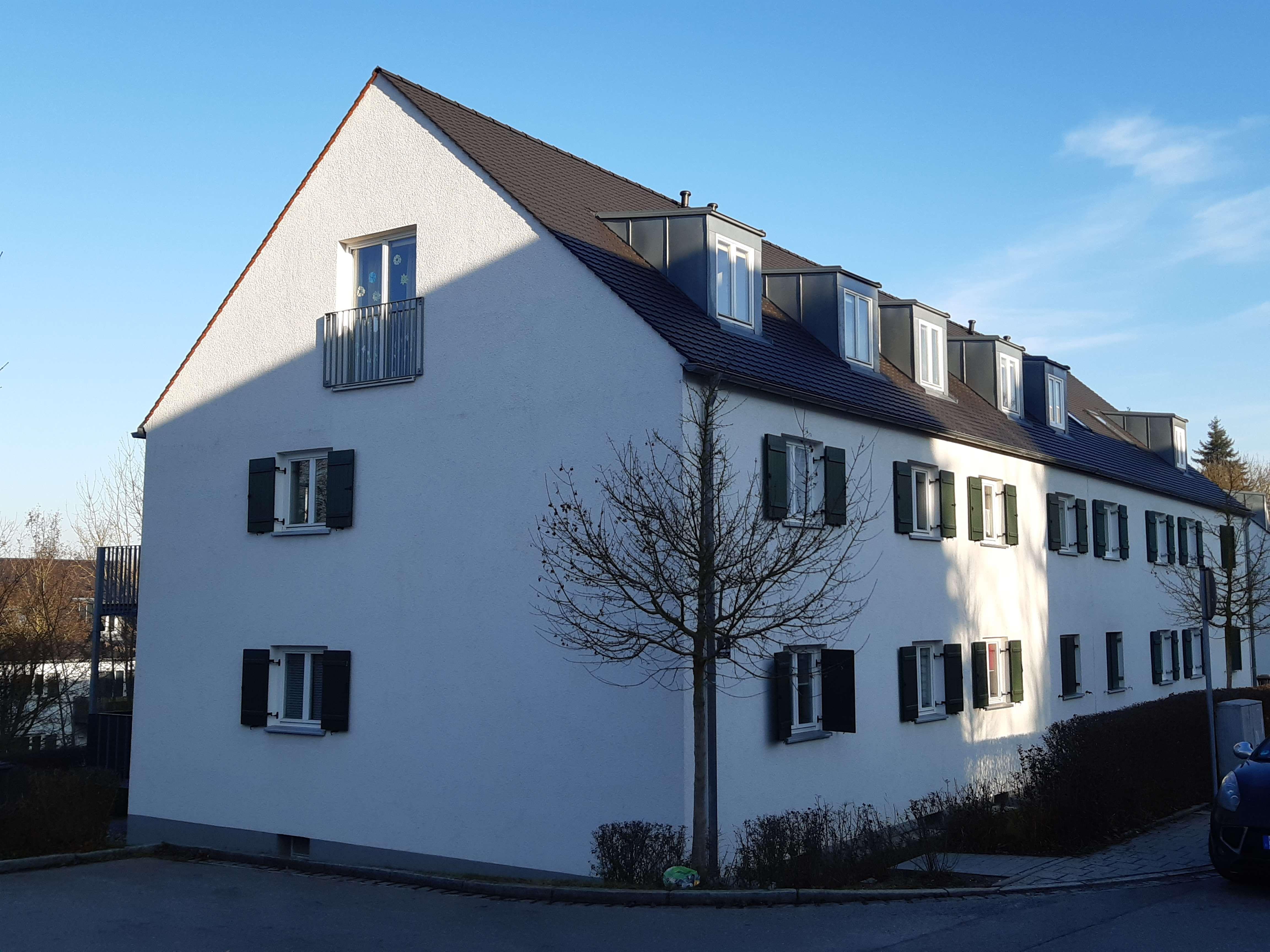 Traumhafte 3 Zimmer DG-Wohnung in der Grünen Mitte!! in Kumpfmühl-Ziegetsdorf-Neuprüll (Regensburg)