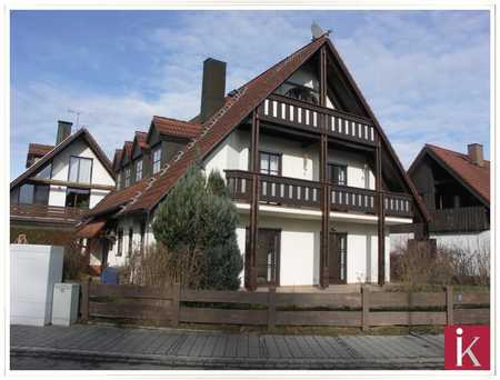 Tolle 3-Zi. EG-Wohnung mit Wohnküche und großem Garten in Haimhausen