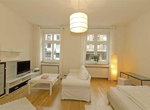 Immobilien-Richter: Top - möblierte 1,5-Zimmerwohnung in guter Lage von Unterbilk