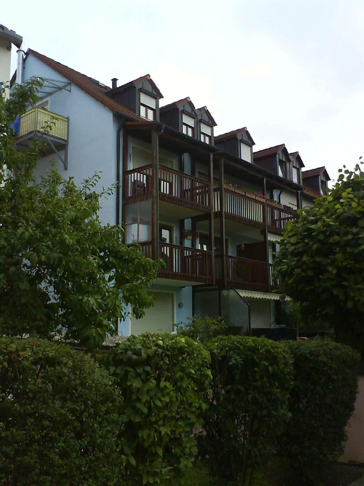 Gemütliche Dachgeschosswohnung IN-Süd