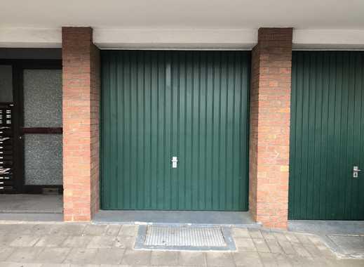 Garage nähe Geroweiher zu vermieten