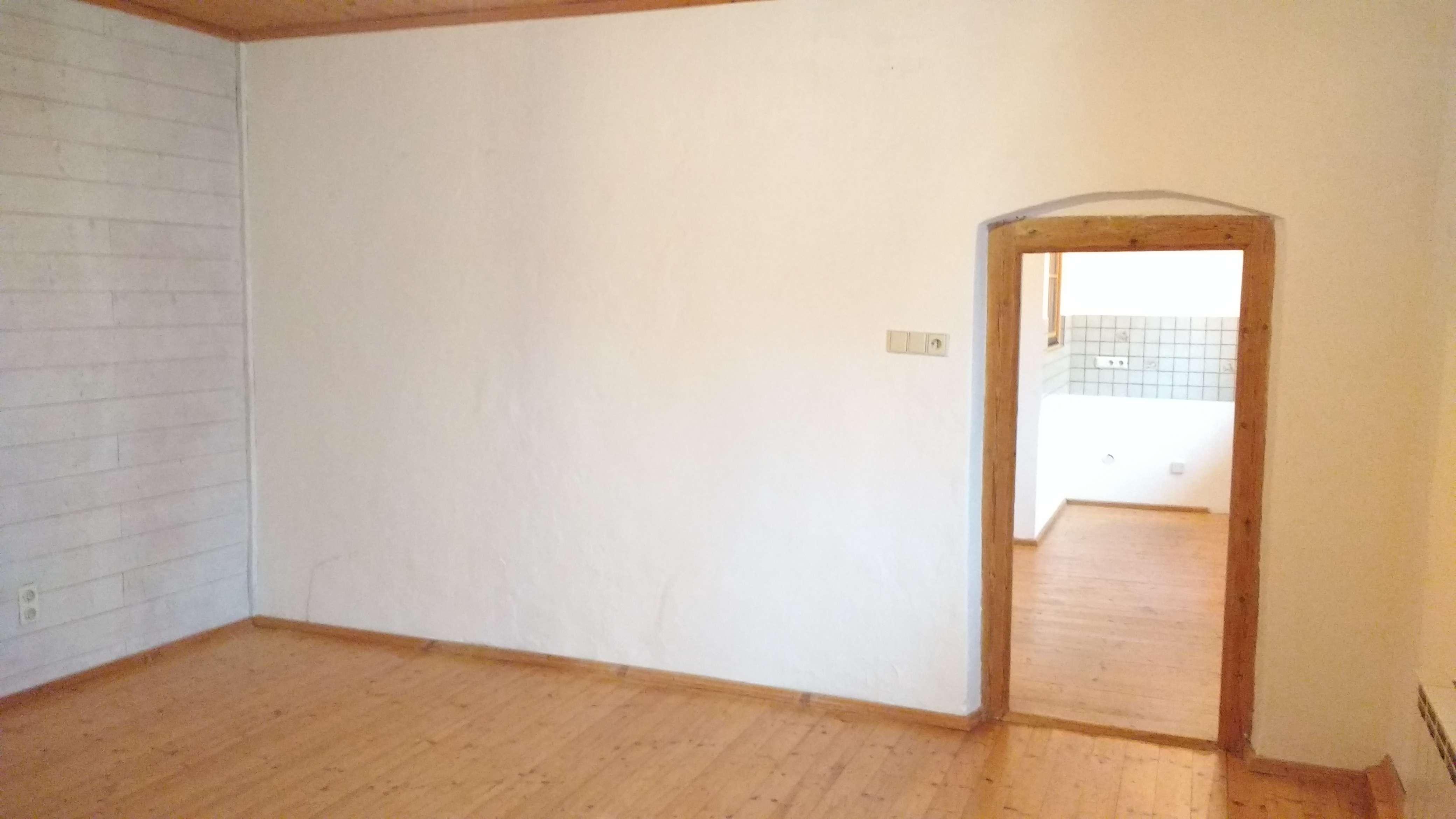 Freundliche 2-Zimmer-Wohnung in Habach in
