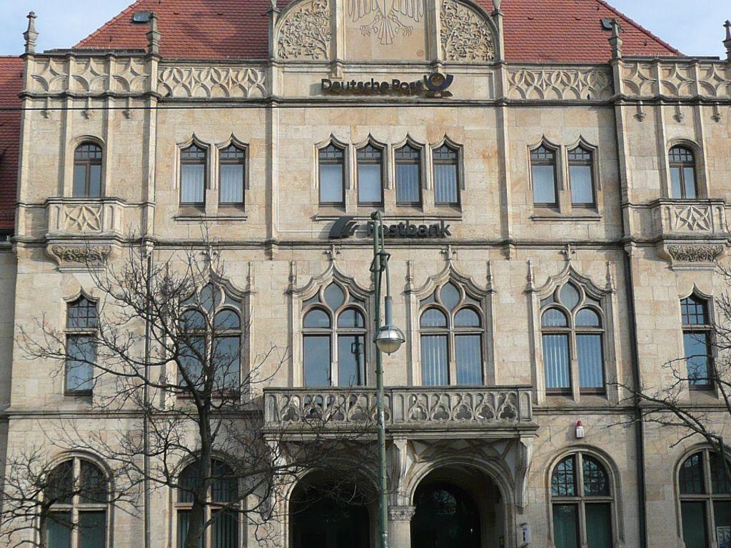 Hauptpost Friedrichstr. 2