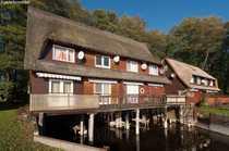 Bootshaus in idyllischer ruhiger Lage