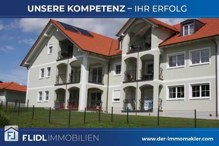 3 Zimmer Mietwohnung 1. Stock in MFH Haus / Tettenweis in Tettenweis