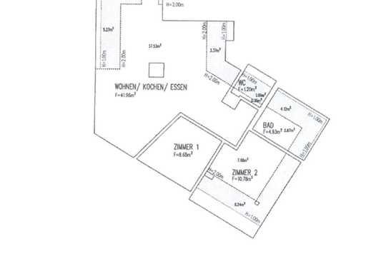 Schöne drei Zimmer DG-Wohnung in Stuttgart, Feuerbach *provisionsfrei*
