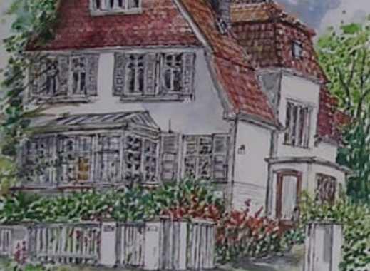 Wunderschöne Dachgeschoss Wohnung in Schwachhausen mit großzügigem Balkon