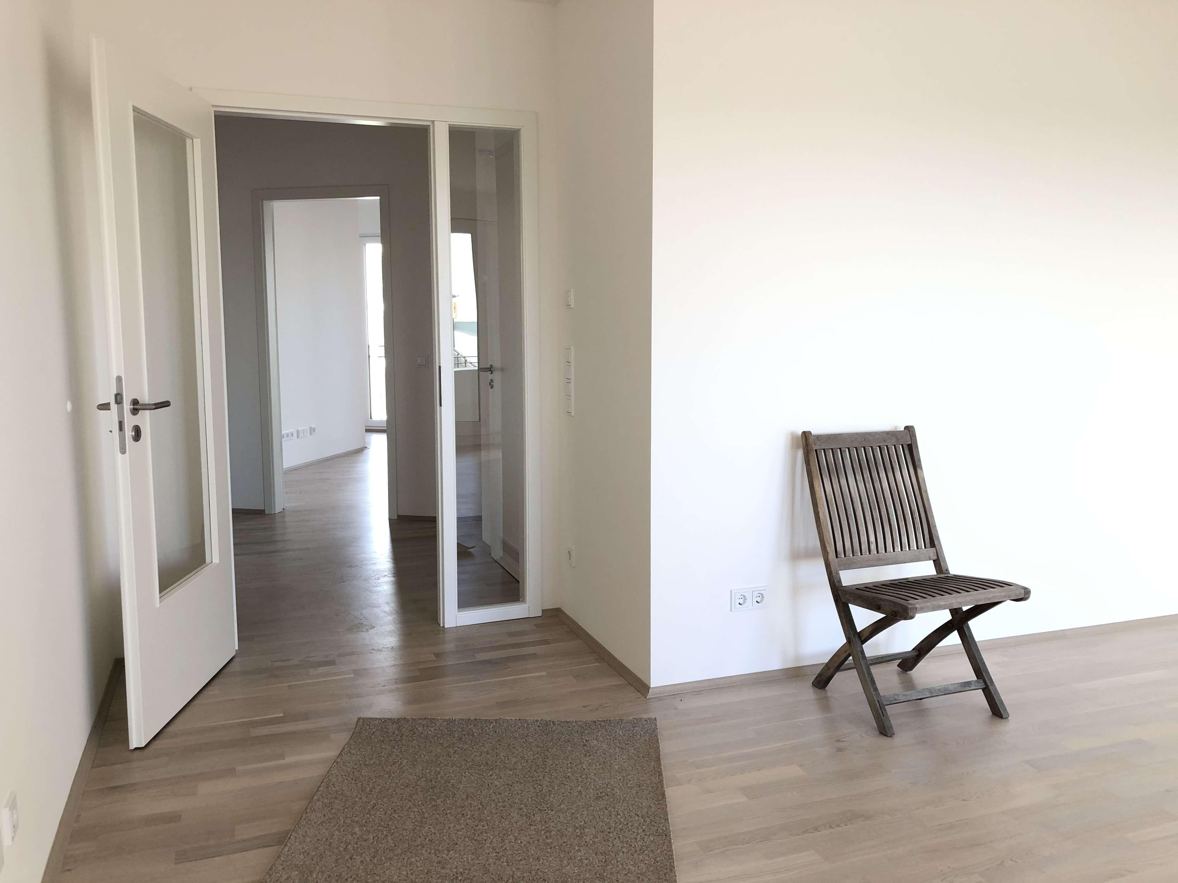 NEUAUBING ERSTBEZUG: 4-Zimmer-Wohnung mit Südloggia in Aubing (München)