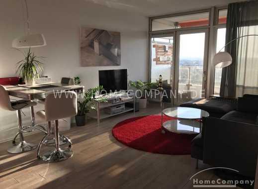 Über den Dächern Kölns: 2-Zimmer-Wohnung in der Nähe der Universität in Köln-Sülz!