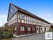 Malerische Denkmalschutz-Immobilie in Oderwitz mit