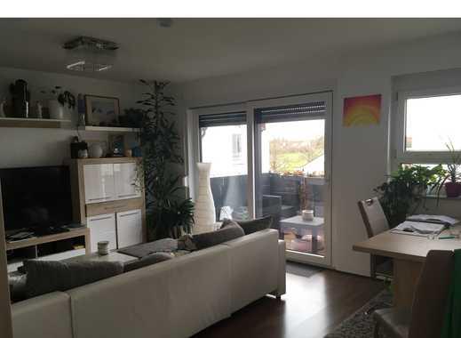Neuwertige 3-Zimmer-Wohnung mit Balkon und EBK in Limburgerhof