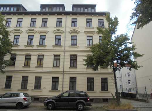 schöne,helle 2 Zimmerwohnung mit großem Balkon,Laminat in Leipzig-Gohlis Mitte