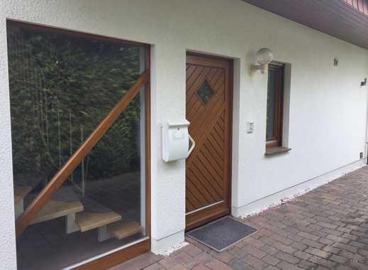 Möblierte sonnige Wohnung mit eigenem Eingang
