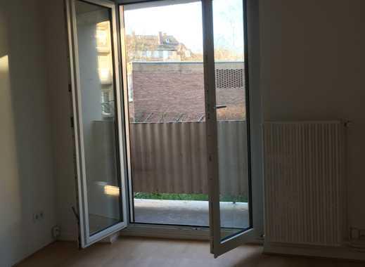 Perfekte 2-Raum-Wohnung mit saniertem Bad und Balkon Nähe Münsterplatz