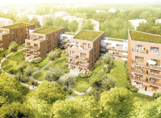 Hofterrassen - Norderstedt - 3-Zimmer-Neubau-ETW Whg. 10