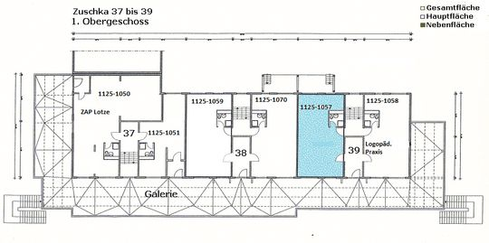 1. Obergeschoss ME 1057