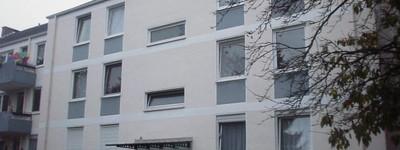 Sanierte sonnige 3-Zimmer Whg. mit Balkon