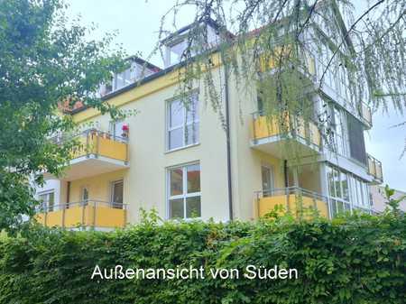 Sehr helle, geräumige und gepflegte 2,5-Zimmer-Wohnung mit Balkon in Markt Schwaben in Markt Schwaben