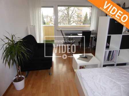 1 Zimmer Wohnung 30m² mit Balkon zum 01.09.2020  - Anfrage per Mail in Oberhaunstadt (Ingolstadt)