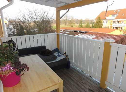 Wohntraum in ländlicher Idylle - mit eigenem Gartenanteil und großem Balkon!