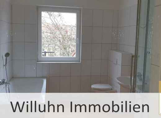Sofort frei,Tageslichtbad mit Wanne und Dusche,Balkon,Mietergarten