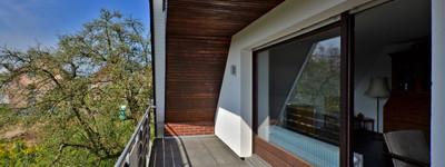 Für anspruchsvolle Mieter:attraktive 3,5 ZKB-Wohnung (ca. 100m²) mit EBK und Loggia in Minden Leteln