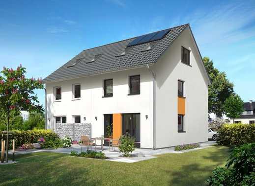 Massiv gebaute Doppelhaushälften in Gevelsberg, nicht weit nach Hagen und Ennepetal