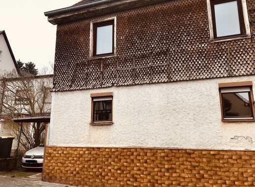 Gelegenheit! Sanierungsobjekt in ruhiger Lage von Bergen-Enkheim