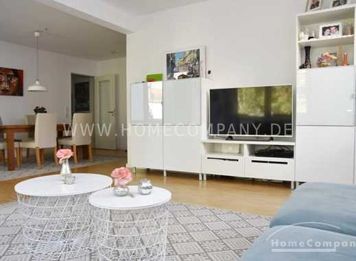 List-Oststadt, Möblierte Neubauwohnung mit 2 Bädern, Terrasse, Lift und TG, ideal für Familie