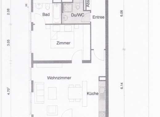 Neuwertige 3-Zimmer-Wohnung mit Balkon in Essen