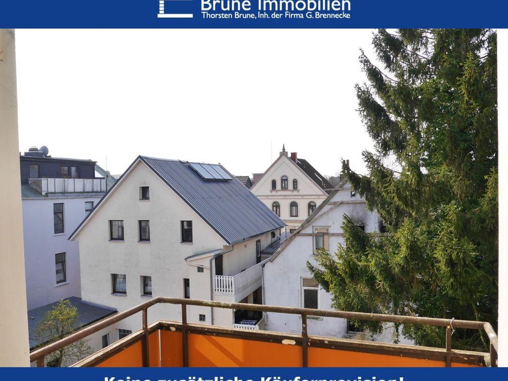 BRUNE IMMOBILIEN - Bremerhaven-Lehe: Im antiken Stadtteil wohnen