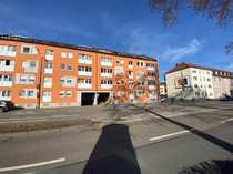 Barrierefreie kernsanierte großzügige 55qm 2-Zimmer-Wohnung