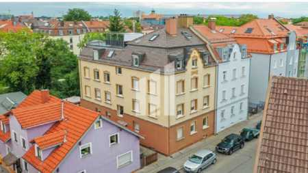 Wohnen direkt an der Wertach – Tolle 1 ZKB mit EBK in Augsburg-Innenstadt