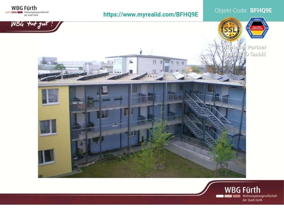 2-Zimmer Wohnung in der Oststraße 112 in Südstadt (Fürth)