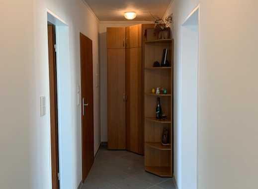 Erstbezug nach Sanierung: exklusive 3-Zimmer-Wohnung mit Einbauküche und Balkon in Herzogenaurach