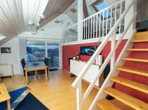 Attraktive 4-Raum-DG-Wohnung mit EBK und