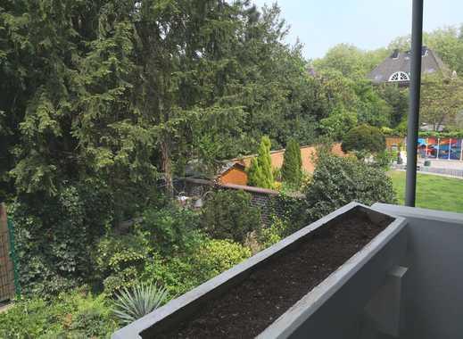 Schön aufgeteilte Wohnung mit Loggia für Pärchen oder Singles