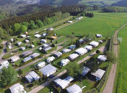 Idyllischer Campingplatz im Herzen der Nordeifel