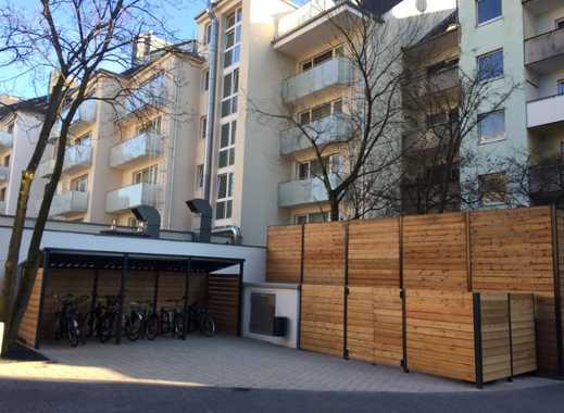 *Provisionsfrei* Geräumiges Apartment im Herzen von Derendorf, kompl. saniert m Einb-Küche u. Balkon