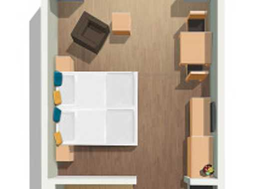 Exklusives, möbliertes Apartment in Schliengen (Preis/Woche), 1 Zi. gehobene Ausst.