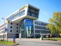 Exklusiv über CUBION Moderne Büroflächen